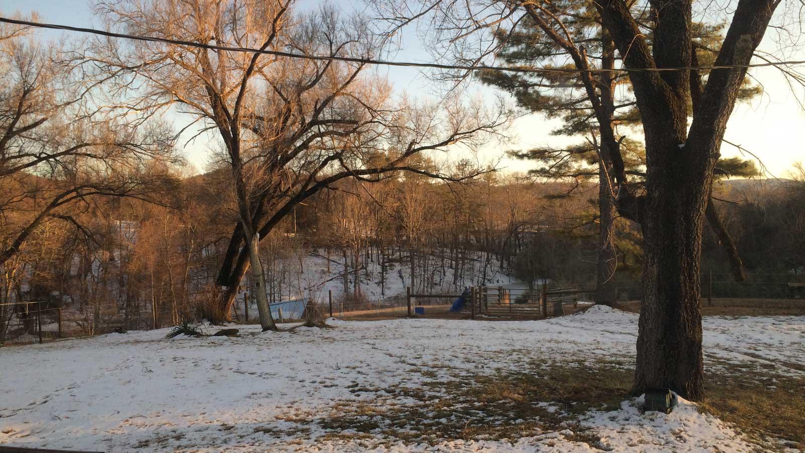 March 7 Snow