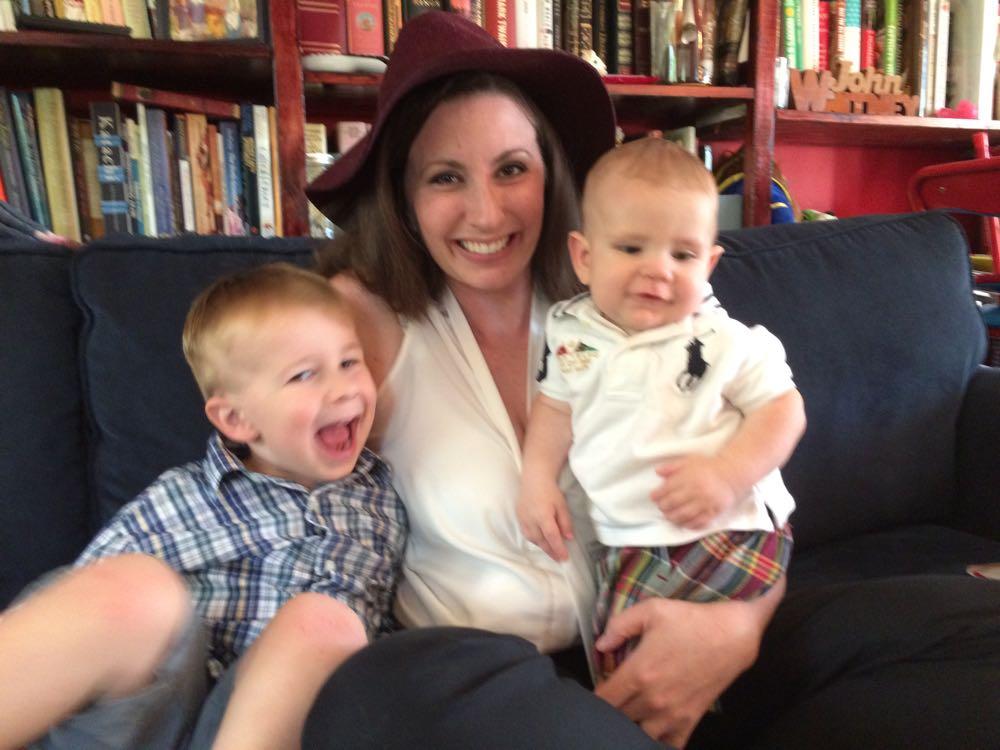 boys with mama